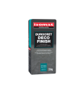 DUROCRET DECO FINISH GREY 25 KG