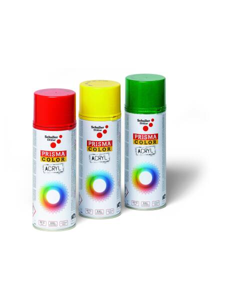 91011 Spray albastru lucios Prisma Color RAL 5012