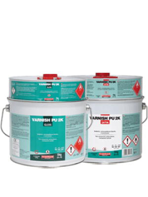 VARNISH-PU 2K GLOSS 1KG